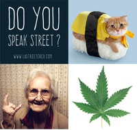 Do you speak street ?